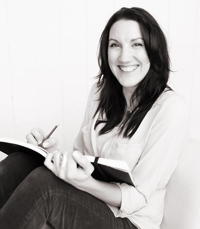 Gracejan Design owner - Traci Rehill